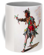 Costume Design For A Fury Coffee Mug