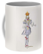 Costume Design For Geometry In A 17th Coffee Mug