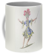 Costume Design For The Magician Coffee Mug