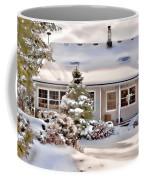 Cosy In Winter Coffee Mug