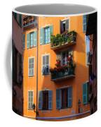 Cote D'azur Alley Coffee Mug