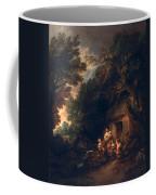 Cottage Door, C.1780 Coffee Mug
