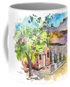 Cottage In Barca De Alva Coffee Mug