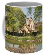 Cottage In The Hameau De La Reine Coffee Mug