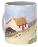 Cottage In The West Coffee Mug