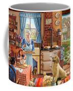 Cottage Interior Coffee Mug