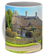 Cottage Of The Cotswolds Coffee Mug