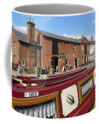 Cottages At Fradley Junction Coffee Mug