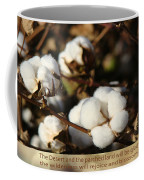 Cotton Bolls Ready For Harvest Coffee Mug