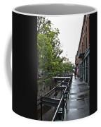 Savannah Ga Cotton Broker Walk  Coffee Mug