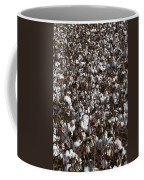 Cotton By The Acre In Limestone County Coffee Mug