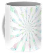 Cotton Candy V Coffee Mug