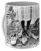 Cotton Picker, 1937 Coffee Mug