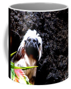 Cotton Top Tamarin Coffee Mug