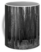 Cottonwood Alley Monochrome Coffee Mug