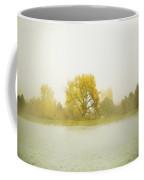Cottonwood And Mist Coffee Mug