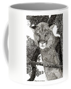 Cougar From Colorado Coffee Mug