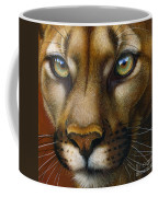 Cougar October 2011 Coffee Mug