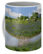 Country Blues Coffee Mug