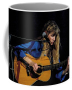 Country Blues Singer Rory Block In Concert Coffee Mug