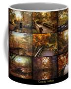 Country Bridges Coffee Mug