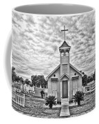Country Chapel Coffee Mug