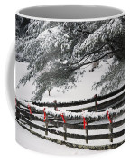 Country Christmas Coffee Mug