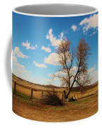 Country Clouds Coffee Mug