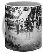 Country Dance, 19th Century Coffee Mug