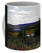 Country Distance Digital Painting Coffee Mug