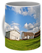 Country Farm Coffee Mug by Frozen in Time Fine Art Photography
