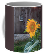 Country Flower Coffee Mug