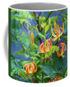 Country Flowers Coffee Mug