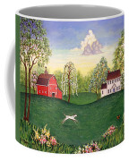 Country Frolic One Coffee Mug