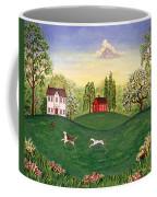 Country Frolic Two Coffee Mug