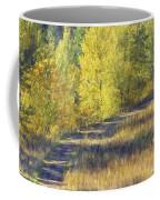 Country Lane Digital Oil Painting Coffee Mug
