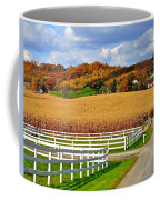Country Lane Coffee Mug by Frozen in Time Fine Art Photography