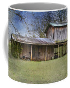 Country Life Coffee Mug by Betty LaRue