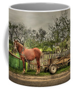 Country Life Coffee Mug by Evelina Kremsdorf