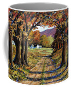 Country Livin  Coffee Mug