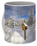 Country Mailbox Coffee Mug