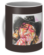 Country Music Artist...willie Nelson Coffee Mug