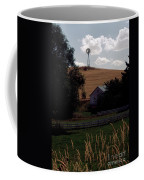 Country Peace Coffee Mug