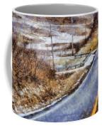 Country Roads In Ohio Coffee Mug
