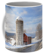 Country Snow Coffee Mug by Bill Wakeley