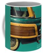 Country Squire Wagon Coffee Mug