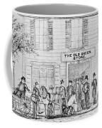 Country Store, 1847 Coffee Mug