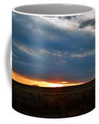 Country Sunset Coffee Mug