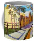 Country Village Coffee Mug