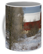 Country Winter Coffee Mug